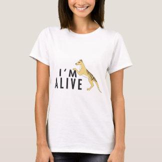 I'm Alive - Thylacine T-Shirt
