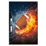 I'M ALL ABOUT FOOTBALL DRY ERASE BOARDS