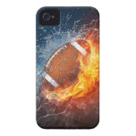 I'M ALL ABOUT FOOTBALL iPhone 4 COVER