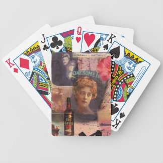 I'm All at Sea Bicycle Playing Cards