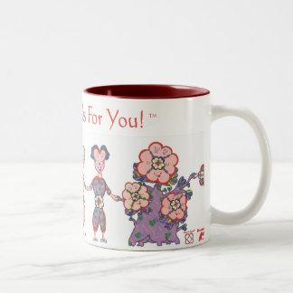 I'm All Smiles For You! (TM) Mugs