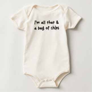I'm All That & a Bag of Chips Bodysuit