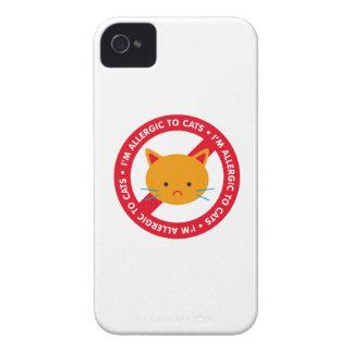 I'm allergic to cats! Cat allergy Case-Mate iPhone 4 Case