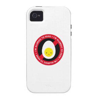 I'm allergic to eggs! Case-Mate iPhone 4 case