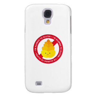 I'm allergic to gluten! samsung galaxy s4 covers