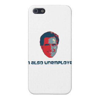 I'm Also Unemployed Cover For iPhone 5/5S