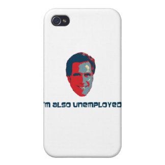 I'm Also Unemployed iPhone 4/4S Cases