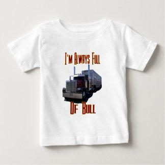 I'm Always Full Of Bull Baby T-Shirt