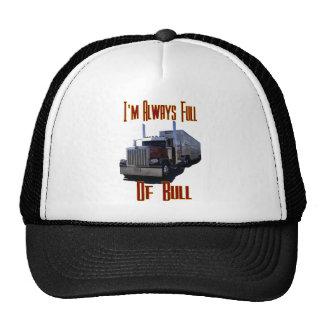 I'm Always Full Of Bull Trucker Hat