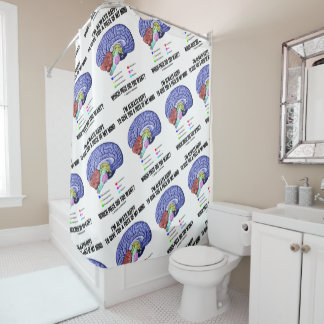 I'm Always Happy To Give You A Piece Of My Mind Shower Curtain