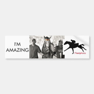 I'm Amazing Bumper Sticker