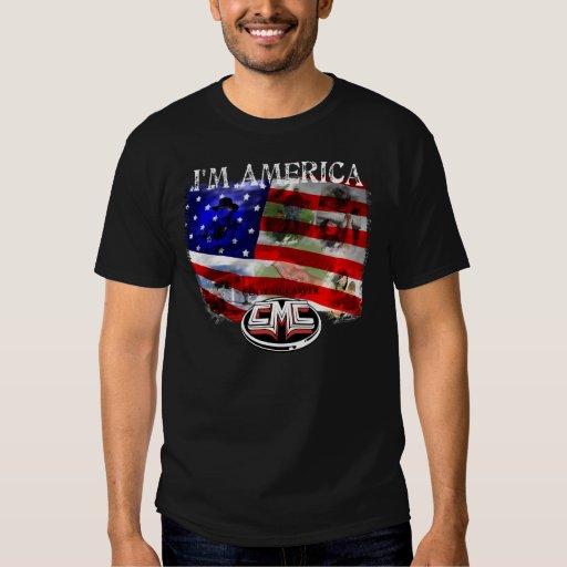 Im americano camisas