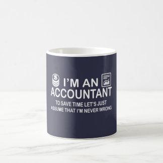 I'm an Accountant Coffee Mug
