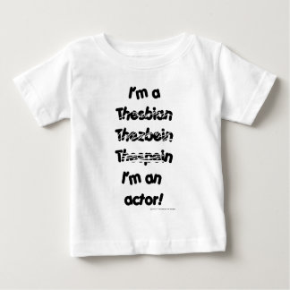 I'm An Actor (For Light Colored Products) T-shirt