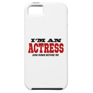 I'm An Actress Bow Down Before Me iPhone 5 Cover
