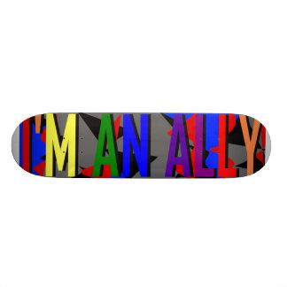 I'm an Ally Skateboard
