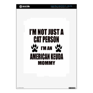 I'm an American keuda Mommy Decals For iPad 3