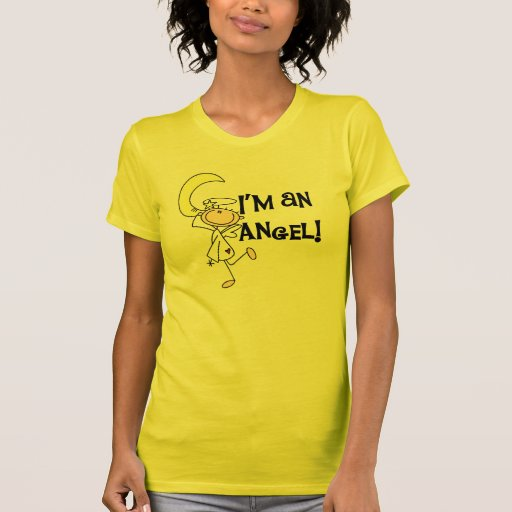 I'm an Angel T-shirts and Gifts