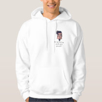 I'm an Anime punk and proud!!! Hoodie
