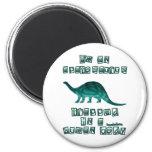 I'm an Apatosaurus Magnet