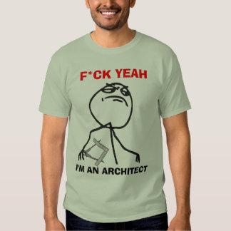 I'm an Architect Shirts