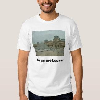 I'm an art-Louvre T Shirts