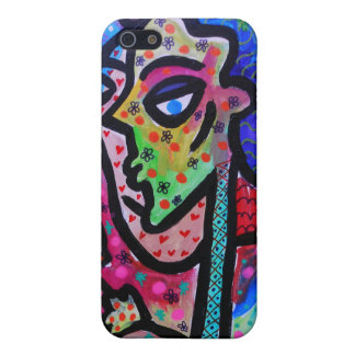 IM AN ARTIST BY PRISARTS iPhone SE/5/5s CASE