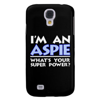 I'm an Aspie. What's Your Super Power? Samsung Galaxy S4 Cover
