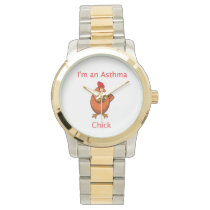 I'm an Asthma Chick Watch