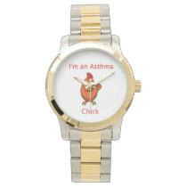 I'm an Asthma Chick Watch