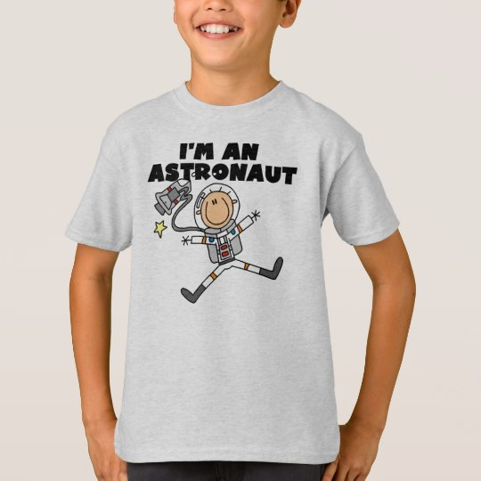 I'm An Astronaut Kid's T-shirt