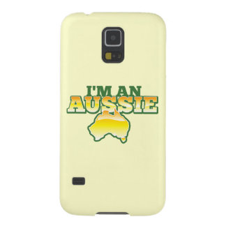 I'm an Aussie! Cases For Galaxy S5