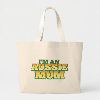 I'm an AUSSIE MUM! Large Tote Bag