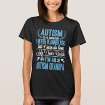 Im An Autism Grand Autism T-Shirt