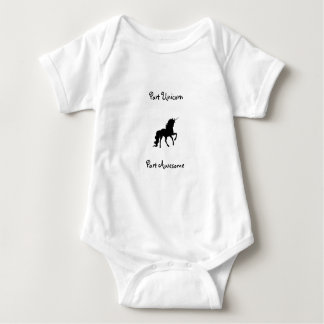 I'm an awesome baby baby bodysuit