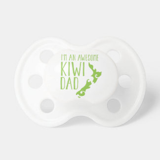 I'm an awesome KIWI dad New Zealand Pacifier