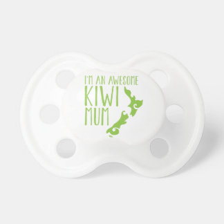 I'm an awesome KIWI MUM New Zealand Baby Pacifier