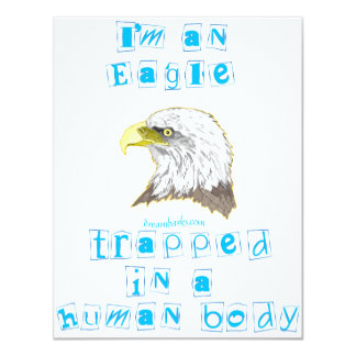 I'm an Eagle Card