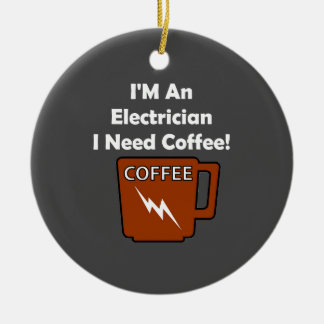Funny Electrician Holiday Decorations & Christmas Décor | Zazzle