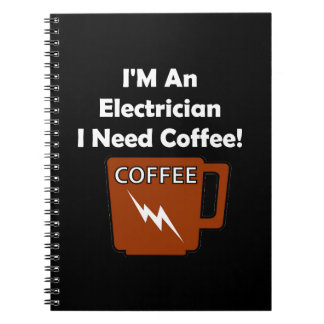 Electrician Notebooks & Journals | Zazzle