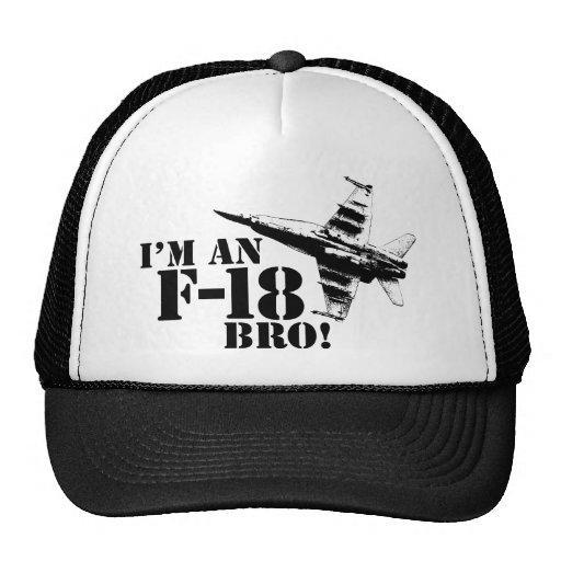 I'm an F-18, Bro! Mesh Hats