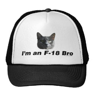 I'm An F-18 Bro Trucker Hat