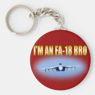 I'm an FA-18 Keychain