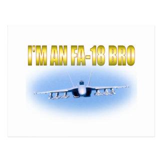 I'm an FA-18 Postcards