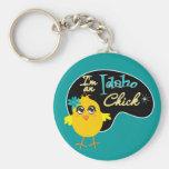 I'm an Idaho Chick Key Chains