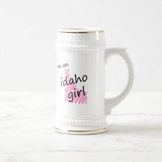 I'm an Idaho Girl Beer Stein