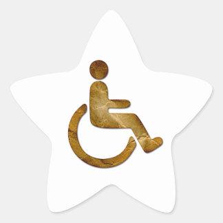 I'm an Idiopath, so what? Star Sticker