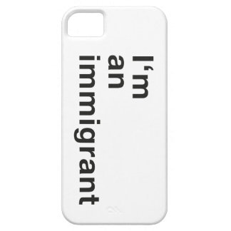 I'm an immigrant iPhone SE/5/5s case