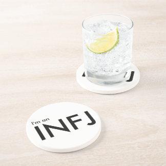 I'm an INFJ - Personality Type Coaster