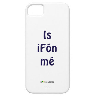 I'm an iPhone Irish language Gaeilge Mobile Case